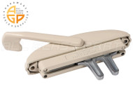 Tie Bar Lock (Radisson) (Beige)