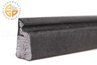 Window Foam Weatherstripping Kerf Foam-Tite (Black)