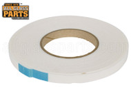 Mirror Tape (Double Sided Foam Tape) (1/8 x 1'') (54' Length)