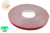 Ultra Bond Foam Tape 1""