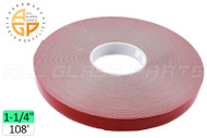 Ultra Bond Foam Tape 1-1/4''