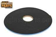 "High Density Foam Tape (1/4"" x 3/8"")"