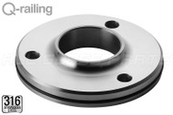 "Flanges for Baluster Post (1.9"" - 48.3mm) Diameter 4-1/2"" (Extra Strong)"