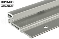 """Continuous Geared Hinge (Full Mortise Mount) (Aluminum) (Heavy Duty) (Length 108"""")"""