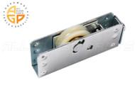 "Sliding Glass Door Roller (Ricci Tools) (3-3/8'' Length) (1-3/8'' Height) (1-1/2"" Wheel Dia.)"