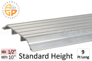 "Thresholds (Standard Profile) (1/2"" High) (10'' Width) (9' Length)"