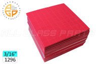 """Foam Shipping Pads (3/16"""" Thick) (11/16"""" x 11/16"""") (1296 Per Pack)"""