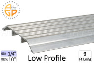 "Thresholds (Low Profile) (1/4"" High) (10'' Width) (9' Length)"