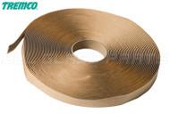"Tremco Butyl Tape (440 Tape) (Size: 1/8"" x 1"") (Aluminum)"