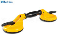 Suction Lifter (2 Cup, Articulating, Lever Style, Swivel Heads) (Bohle 'Veribor')