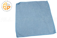Microfiber Cloth (Blue) (16x16')