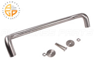 "Pull 'D' Handle (15"") (Brushed Nickel)"