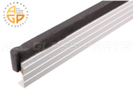 Door Weatherstrip (Aluminum) (7' Length)