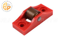 Sliding Window Roller (1-1/2'' Length) (Wheel Nylon)
