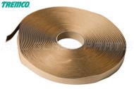 "Tremco Butyl Tape (440 Tape) (Size: 1/8"" x 2"") (Aluminum)"