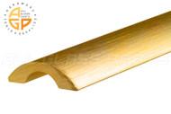 Aluminum Dam Strip (Shower Threshold) (Gold)