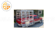 """Truck Rack 78x90 with 4 stays 5"""" Ledge"""
