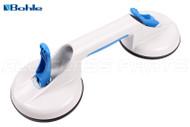 Suction Lifter (2 Cup) (50 kg) (Bohle 'Veribor') (Blue)