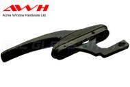 Locking Handle (Black) (Hole spacing 2-9/16 inches)