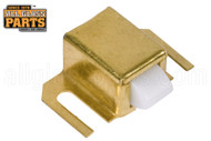 Shower Door Latch (Brass)