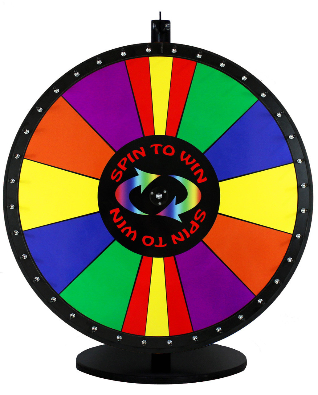 Prize Wheel With Bonus Sections Prize Wheel Depot