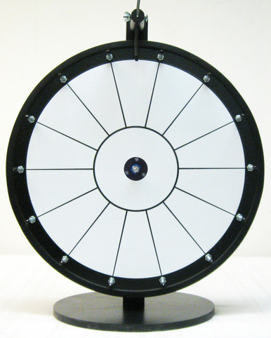 18in Quality Spin to Win Dry Erase Prize Wheel