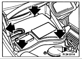 bmw e38 1995 2001 7 series transmission puter removal instructions Toyota Rav 4 e38 bmw transmission puter removal instructions page 1