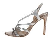 Vince Camuto Women's TIERNAN Dress Sandal SILVER/GLEAM