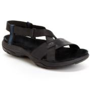 Jambu Men's ROCKY Sandal BLACK