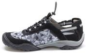 Jambu Men's Charger Walking Shoe BLACK/GREY