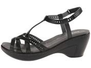 J-41 Women's CLAIRE Sandal BLACK