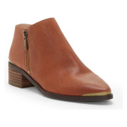 Lucky Brand Women's Kaedee Leather Bootie Shoes