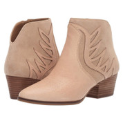 Lucky Brand Women's Lk-idellina Leather Tahini Bootie