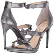 Jessica Simpson Women's Kaycie Wrapped stiletto Heeled Platform Sandal Shoes