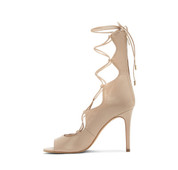 VINCE CAMUTO MISTAL LACE-UP HEEL