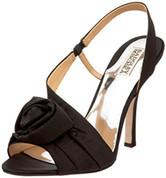 Badgley Mischka  Lanah Slingback Sandal BLACK