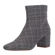 SPD by Splendid Women's Heather Synthetic Sole Almond Toe Ankle Boot