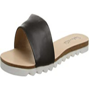 Splendid Women's Paige Synthetic Sole Single Front Strap Sandal