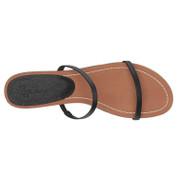 Splendid Women's Melanie Synthetic Rubber Sole Wedge Heel Open Toe Sandal