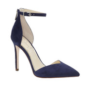 Jessica Simpson Paisleah Synthetic Stilleto High Heel Ankle Strap Pump