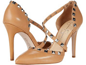 Jessica Simpson Prixen Women's Synthetic Footbed Wrapped Stiletto Heel Pump