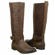 Very Volatile Women's GRIGGS Riding Boot BROWN