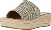 Blowfish Malibu Women's Leigh Textile Slip-On Sandal