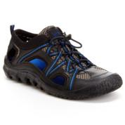 Jambu Men's RICHMOND Sandal BLACK