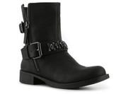 Nine West TIMOTHEA Boot BLACK(WIDE)