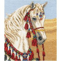 Arabian Horse Cross Stitch Kit By Anchor