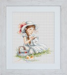 Embroidery Cross Stitch Kit by Luca-S