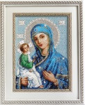 Mother of God in Jerusalem Cross Stitch Kit by Luca-S