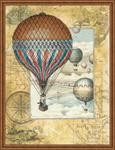 Around the World Cross Stitch Kit by Riolis