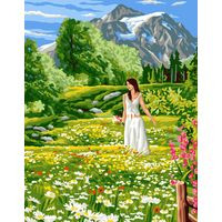 The Prairie Tapestry Canvas By Royal Paris